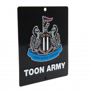 Newcastle United Window Sign SQ